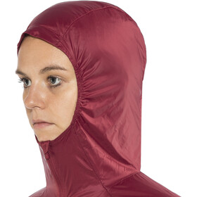 inov-8 AT/C Windshell Jacket Damen dark red